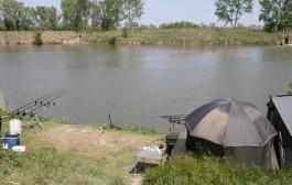 Postazione di pesca – Carpfishing