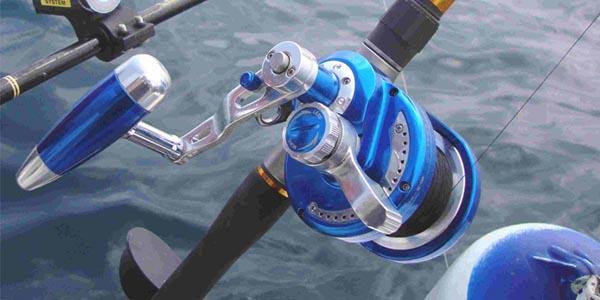 Traina – Pesca in mare