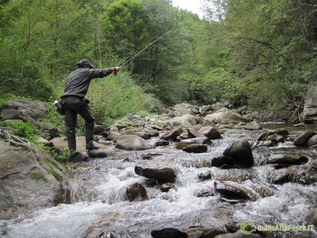 Pesca in area di Surgut