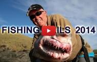 Best fails della pesca in un video