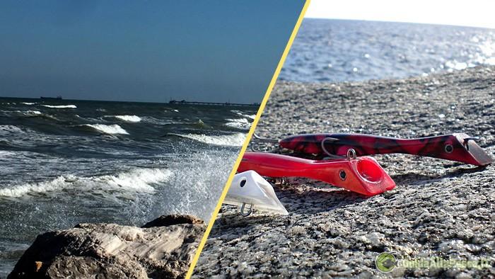 condizioni-ideali-per-spinning-in-mare-con-onde-e-scelta-artificiale-adatto