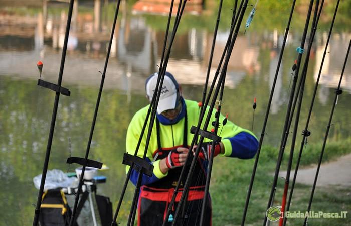 Gara di pesca alla trota – Come funziona