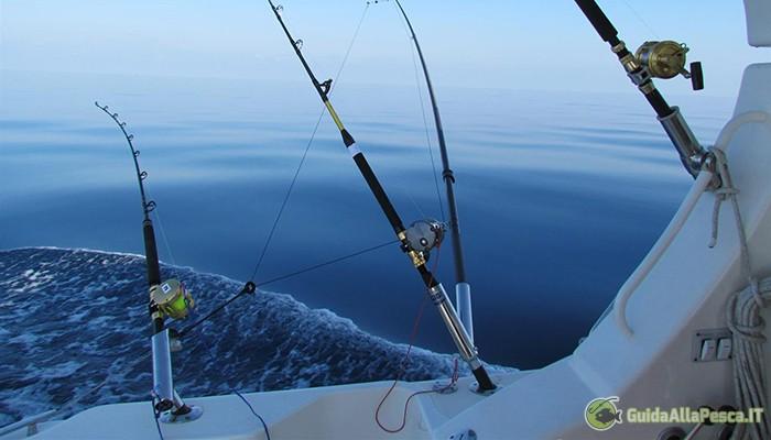Pesca a Drifting