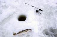 La pesca sul ghiaccio