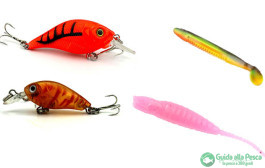 Soft Lures e Hard Lures – Light Rock Fishing