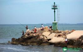 Orata – Azione di pesca