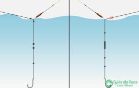 Montature per pesca all'inglese